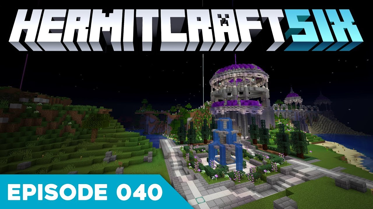Hermitcraft VI 040   FIT FOR A QUEEN 👸   A Minecraft Let's Play