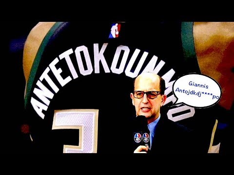 "NBA ""Mispronunciations & Name Mistakes"" Compilation"