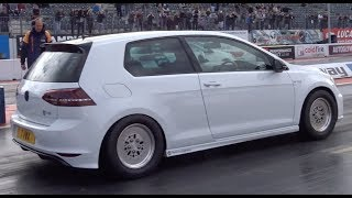 The Quickest Mk7 Golf R 5cyl 2.5l In The World - 10.26 @ 134mph