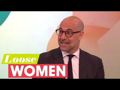 Stanley Tucci On UK Living | Loose Women
