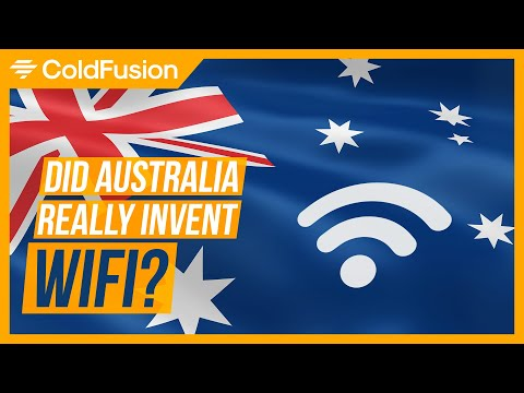 The Strange Origins Of Wi-Fi – An Australian Invention?
