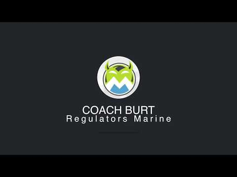 Coach Burt speaking to Regulators Marine in NC on Offensive Vs. Defense and Legacy Selling