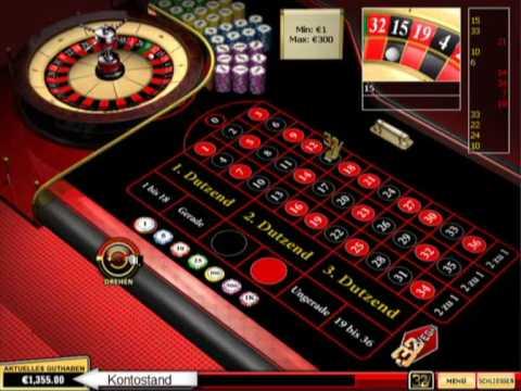 Voll Assi aber Geil - Spielgeld verdienen Roulette Strategie von YouTube · Dauer:  1 Minuten 19 Sekunden  · 793 Aufrufe · hochgeladen am 17/06/2009 · hochgeladen von Moneygod24