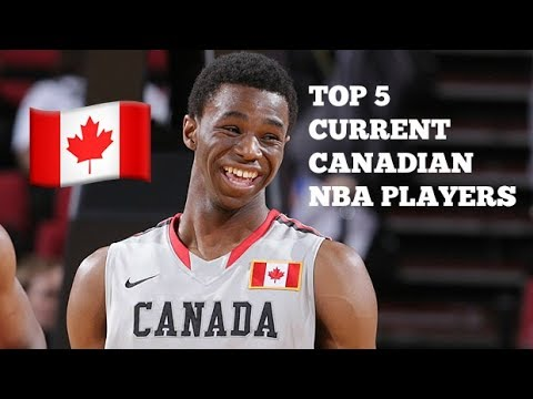 Top 5 Current Canadian NBA Players