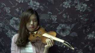 [Khanh Linh Violin] Yêu không hối hận