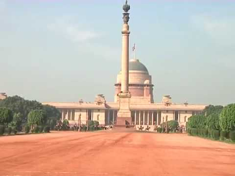 A new 'Change of Guard' ceremony was unveiled at Rashtrapati Bhavan-Part - 1 - 08-12-12