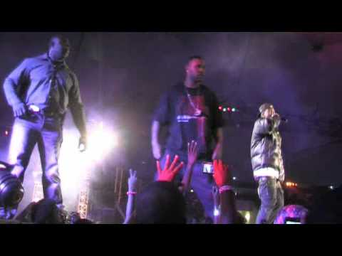 The Game Backstage at The African MTV Awards Introduced by TKO London