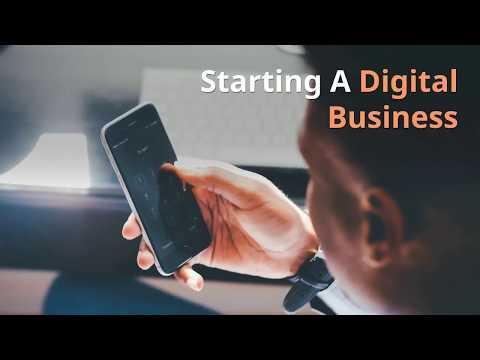 Start A Digital Business