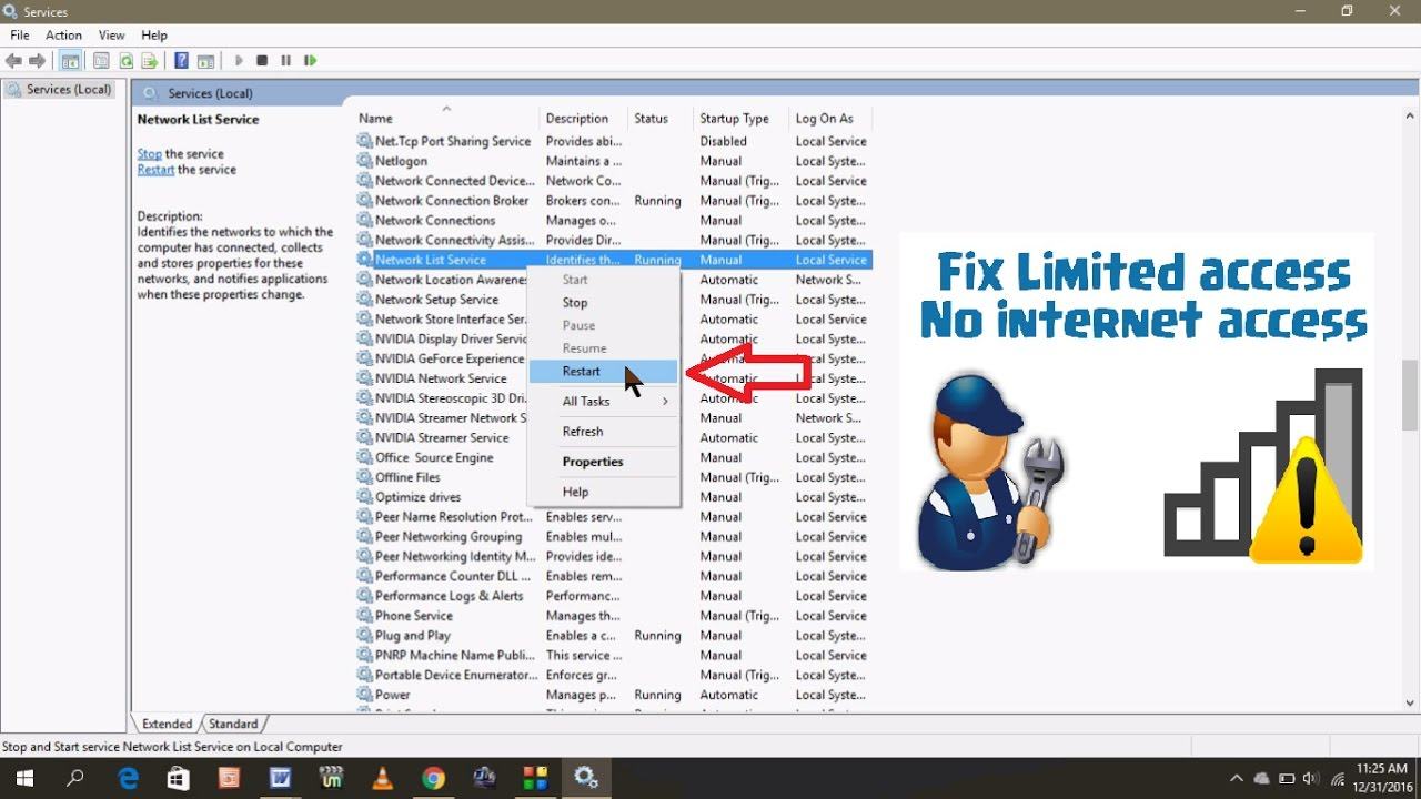 how to connect internet connection in windows 10