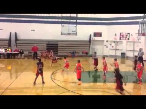 Mt Laurel Basketball - Tekiè Clark