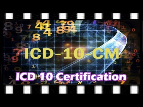 ICD-10 Certification — ICD-10-CM Proficiency Assessment Exam - YouTube