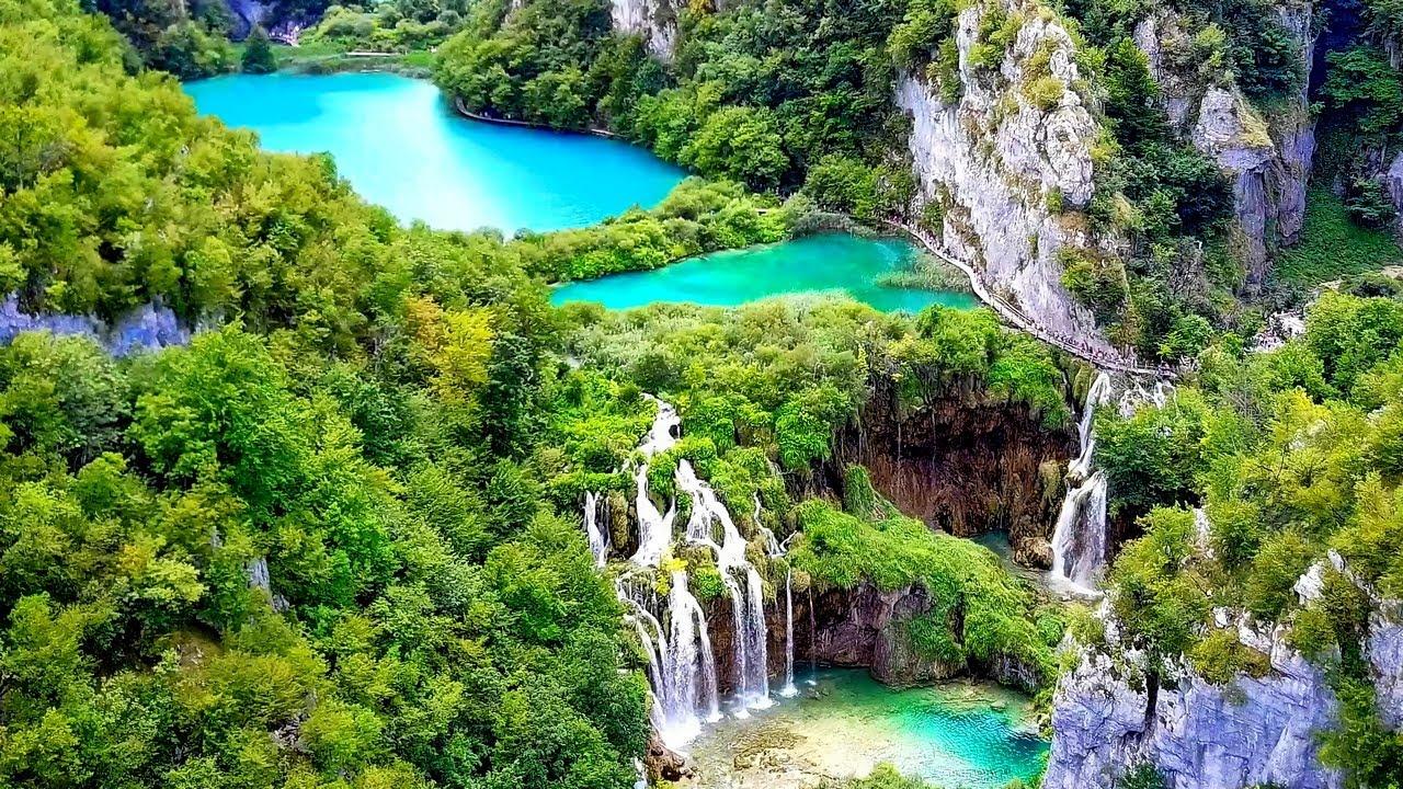 Danau Plitvice yang Rusak karena Perubahan Iklim