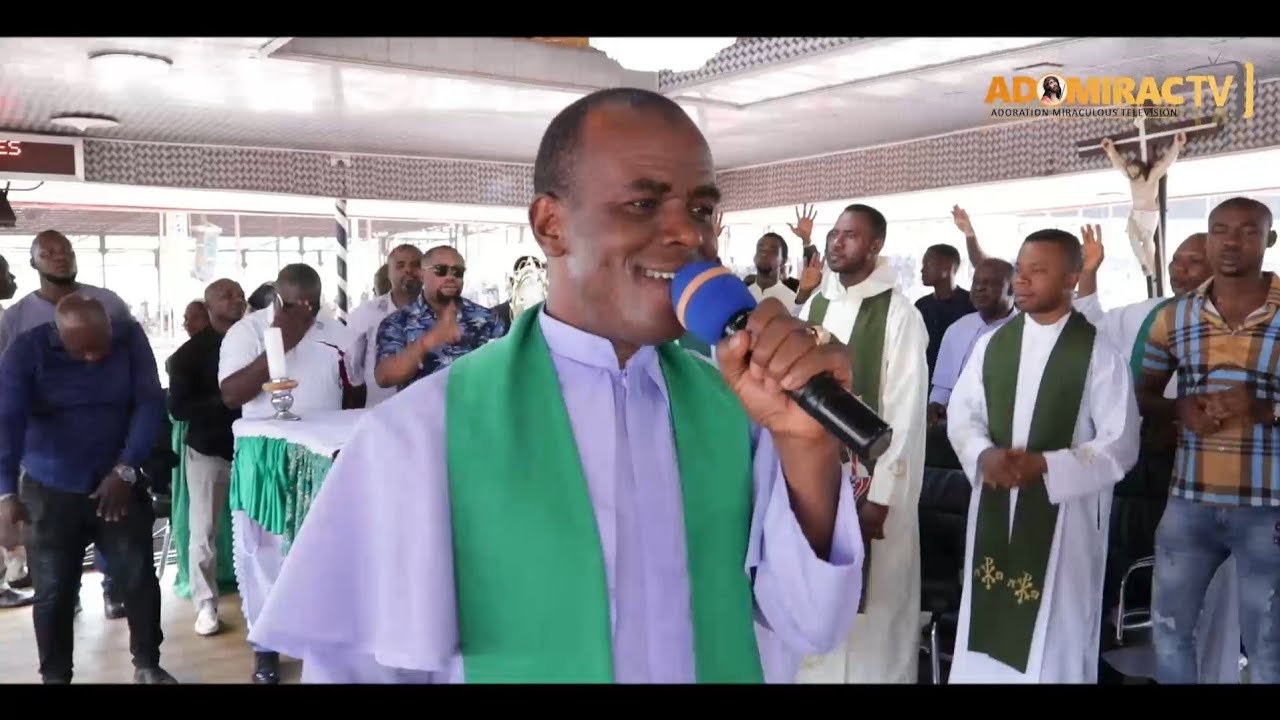 Download Rev Fr, Ejike Mbaka - There Shall Be No More, Delay In Your Blessings In Jesus Name