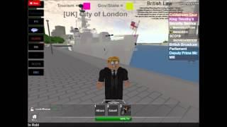 London Roblox! HMS Belfast ROBLOX