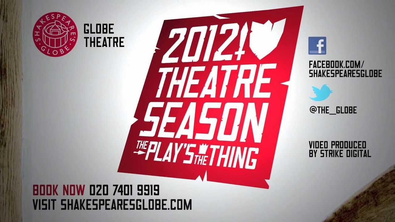 Download Shakespeare's Globe Theatre: 2012 Season Trailer
