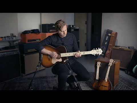 Recording King Century33 Acoustic Guitar | Demo With Jared Scharff