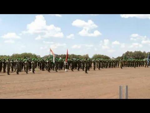 AMANI Africa 2nd Military Training