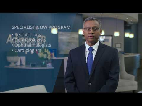 Dallas No-Wait Emergency Room w/ Specialists Now  Care - Dr. Raj Rao