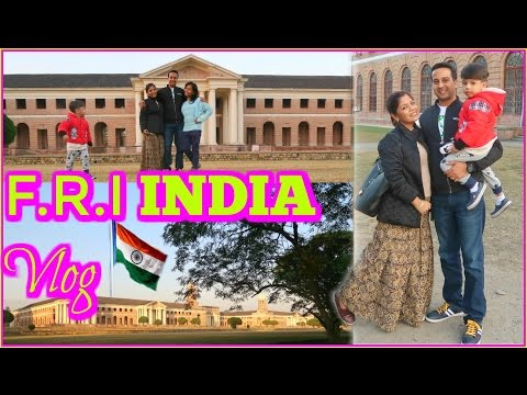 India Vlog | Home Party | Forest Research Institute Dehradun | SuperPrincessjo