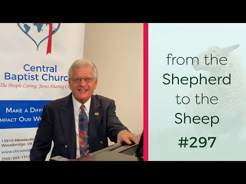 From the Shepherd to the Sheep - #297 - CBC