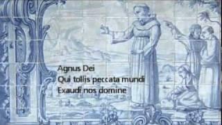 Trezena de Santo Antônio - 08 - Agnus D...
