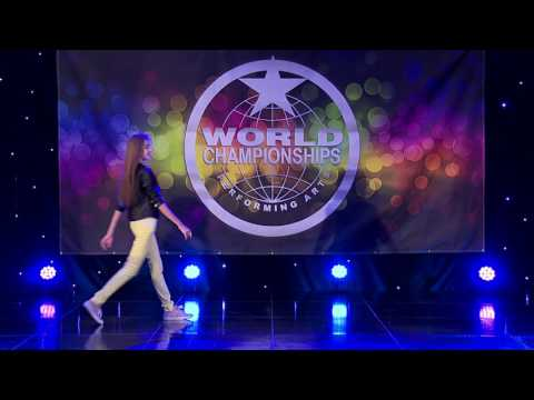 WCOPA 2016 Semi-Final Junior Modeling Casual