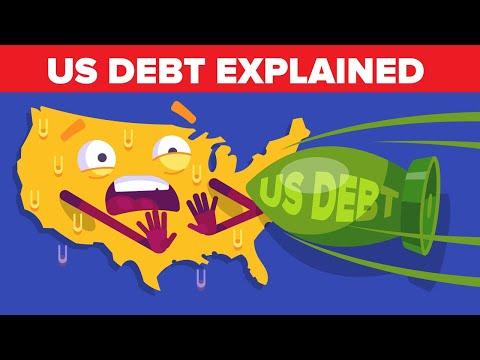 United States Debt Limit - Explained
