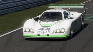 Forza Motorsport 7 1983 Jaguar #44 XJR-5 Nordschleife Lap