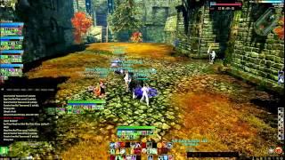 ArcheAge - 5v5 Cleric POV
