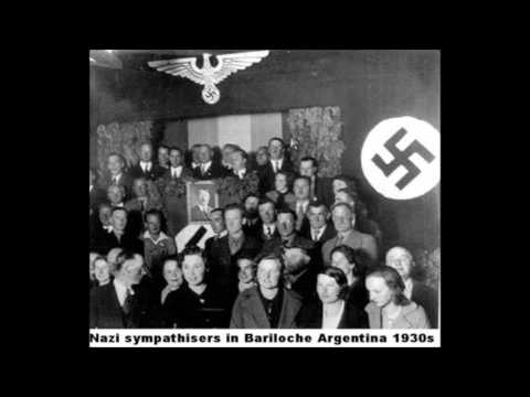 Save Haven - Nazis fleeing to Argentina with KLM