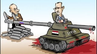 Россия и Сирия штурм столицы ИГИЛ /Russia and Syria prepare assault of the capital of ИГИЛ Syria
