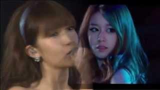 Because I'm a girl - SNSD Jessica ft T-ARA Ji Yeon