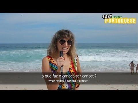 Easy Brazilian Portuguese 22 - Carioca
