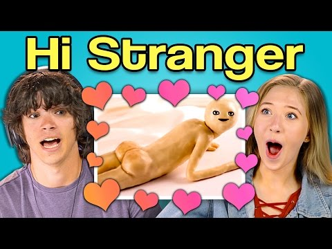 Thumbnail: TEENS REACT TO HI STRANGER