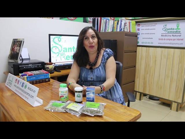 Insomnio y su manejo con medicina natural - Santo Remedio Panamá.