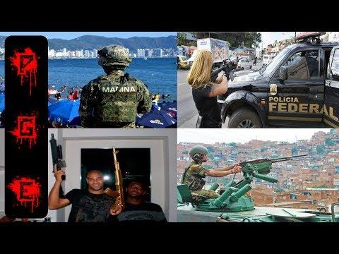Los barrios más peligrosos de Latinoamérica