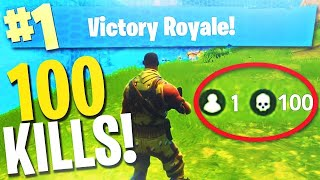 My most kills in one solo game!