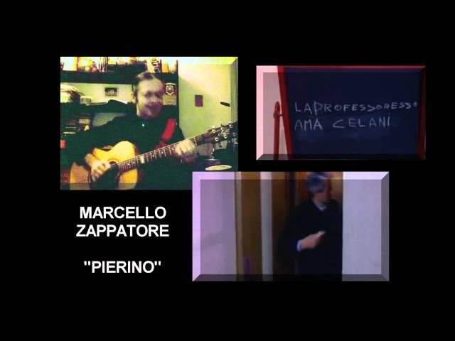 MARCELLO ZAPPATORE - Pierino