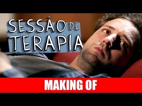 MAKING OF – SESSÃO DE TERAPIA