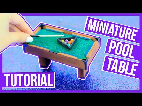 diy:-miniature-pool-table-tutorial-~-make-your-own-pool-table-for-your-dollhouse-♥