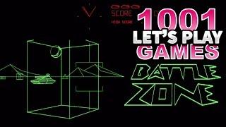 Video Battle Zone (Arcade) - Let's Play 1001 Games - Episode 149 download MP3, 3GP, MP4, WEBM, AVI, FLV Juni 2018