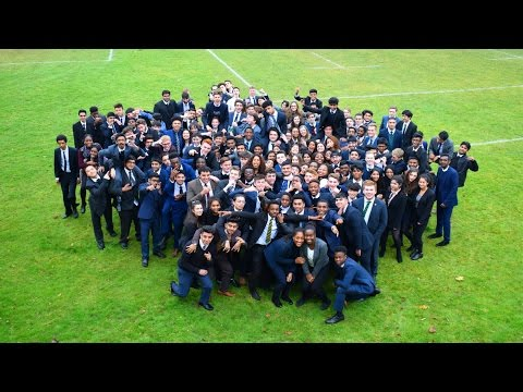 WCGS Leavers of 2017