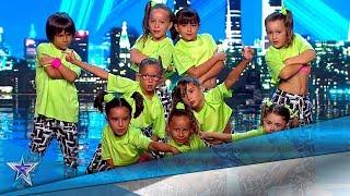 ALUCINARÁS viendo a estos PEQUEÑOS ARTISTAS al BAILAR | Audiciones 4 | Got Talent España 5 (2019)