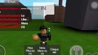 Roblox game review game by Cole498 game called One Piece New Dawn Beta Version 4.8