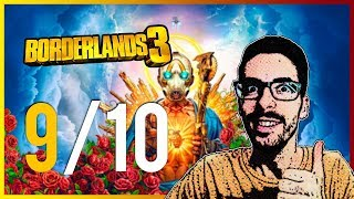 BORDERLANDS 3 Review Español