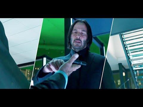 John Wick: Chapter 3 - VFX Breakdown By Method Studios