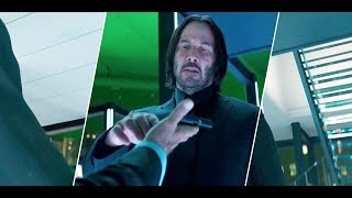 John Wick: Chapter 3 - VFX Breakdown by Method Studios