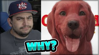 CAN WE STOP DOÏNG THIS? - Clifford The Big Red Dog - First Look - Paramount Pictures