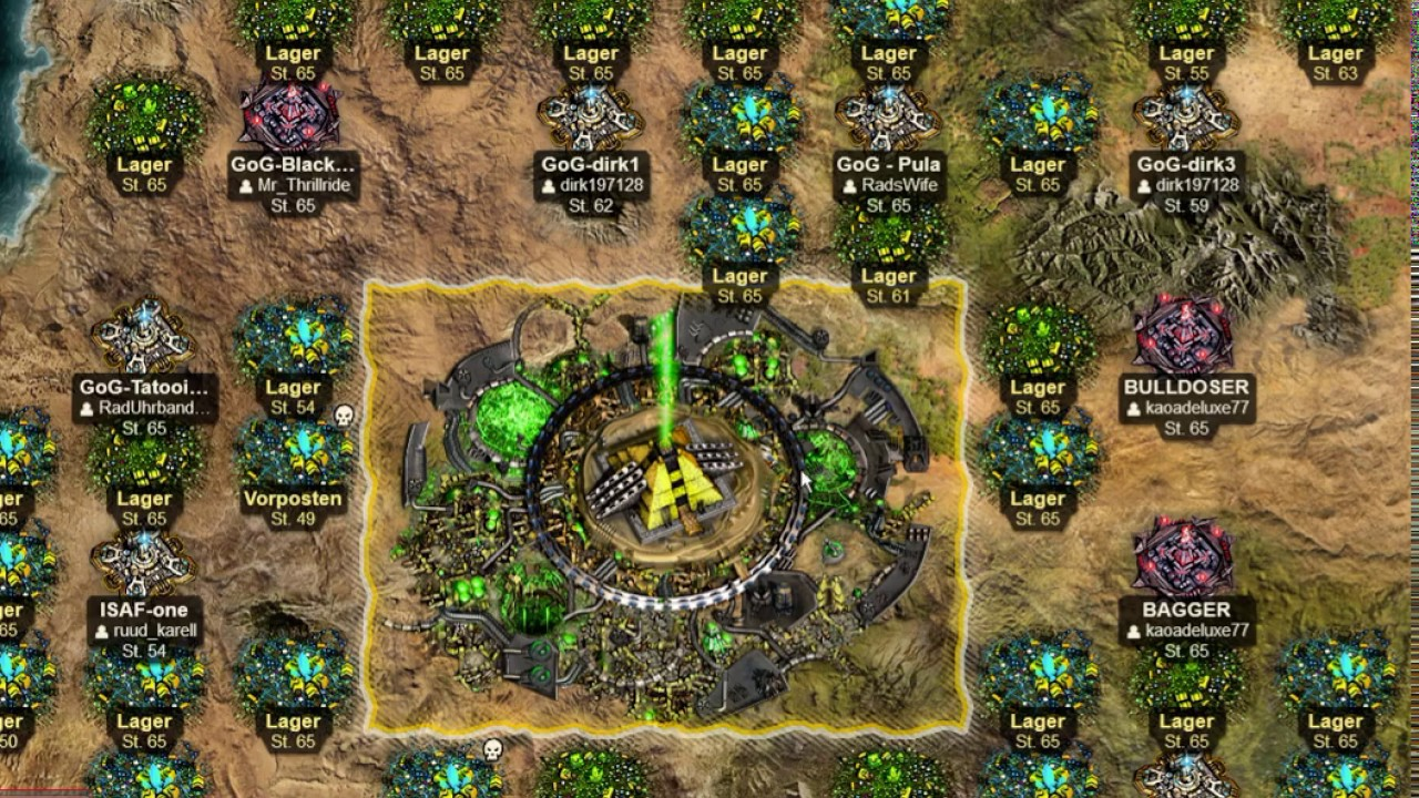 Commander And Conquer Tiberium Alliances