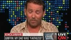 "Griffin O'Neal Rips Dad Ryan On ""Larry King Live"""